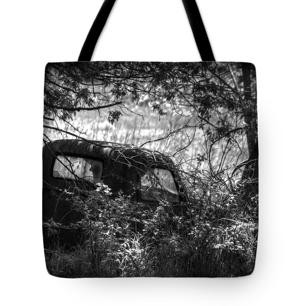 Old Times Good Times Tote Bag