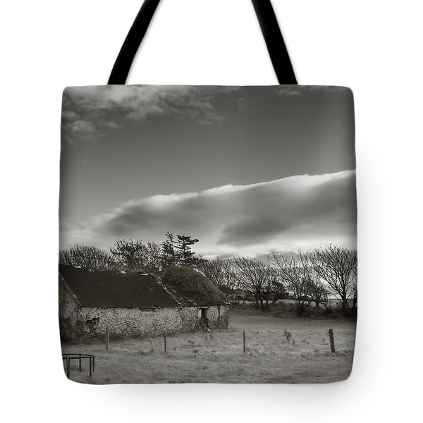 Old Unused Farm Near Ballyvooney, The Tote Bag