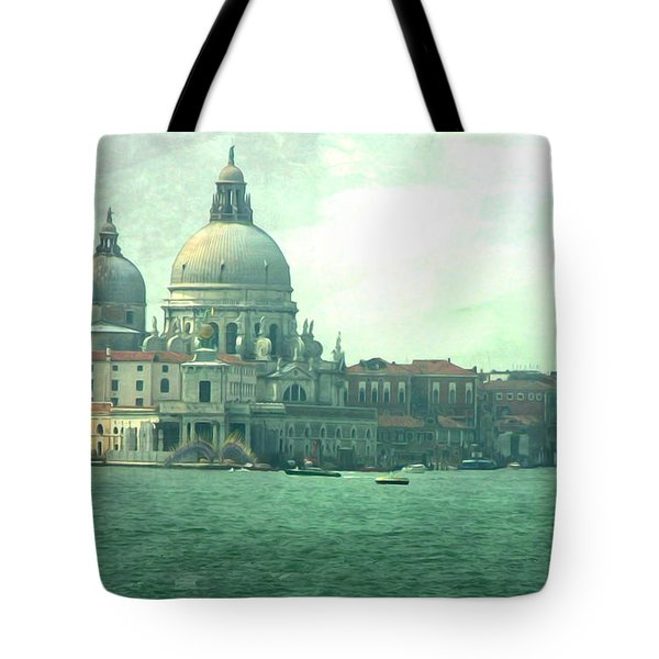 Tote Bag featuring the photograph Old Venice by Brian Reaves