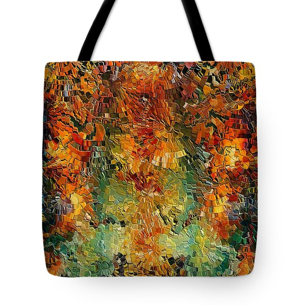 Old Wall By Rafi Talby Tote Bag by Rafi Talby