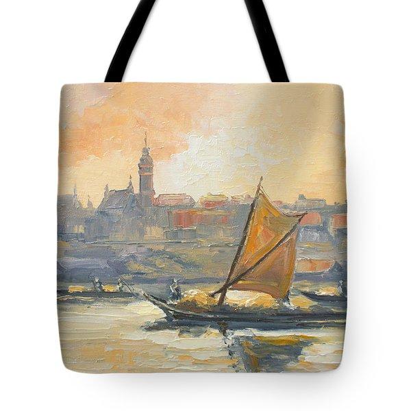Old Warsaw Tote Bag