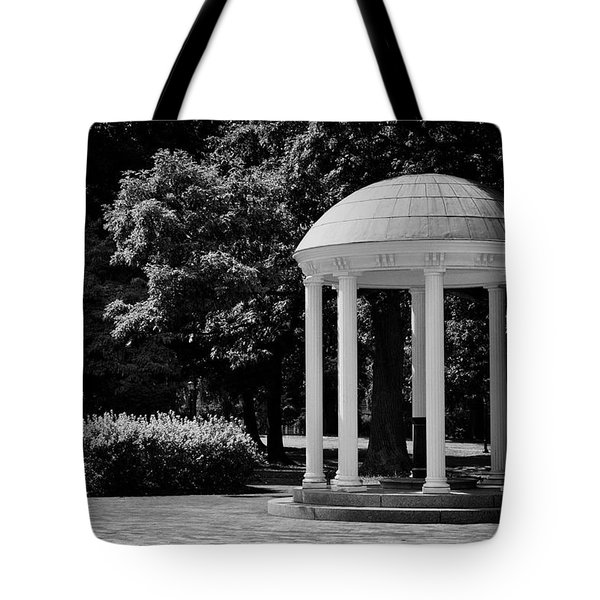 Old Well At Unc Tote Bag