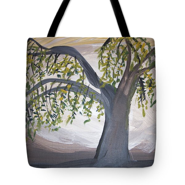 Old Willow Tote Bag