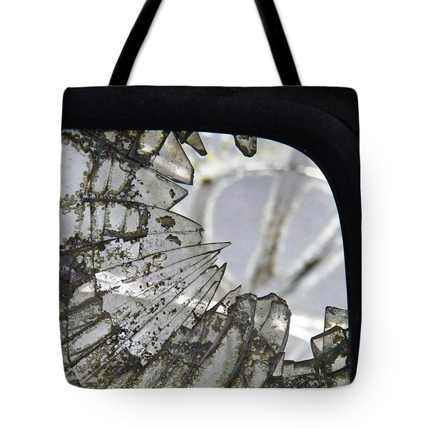 Old Wound Tote Bag by Nick Kirby