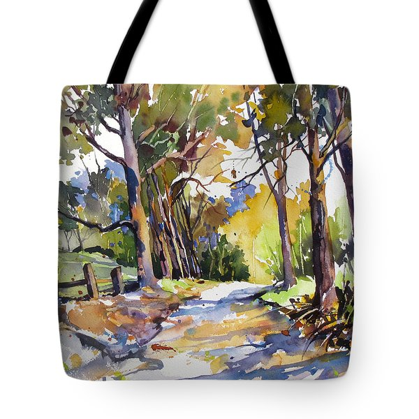 Olinda Trees Maui Tote Bag