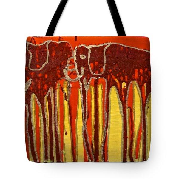 Oliphaunts Tote Bag