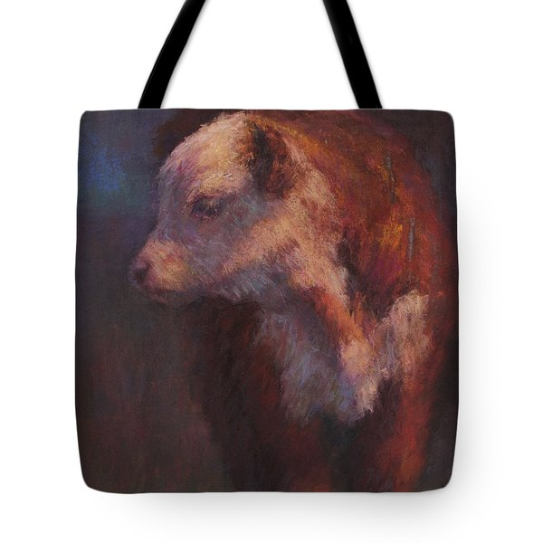 Oliver Tote Bag by Susan Williamson