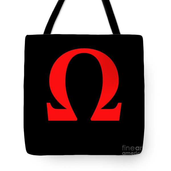 Omega Tote Bag by Bruce Stanfield