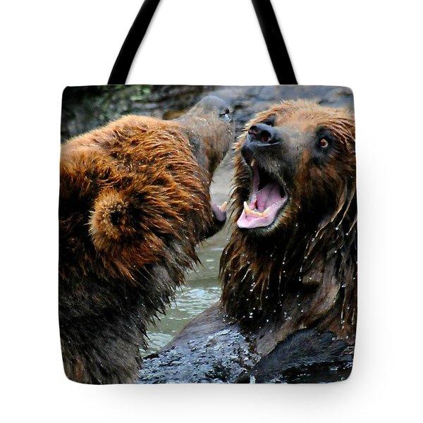OMG Tote Bag by Diana Angstadt