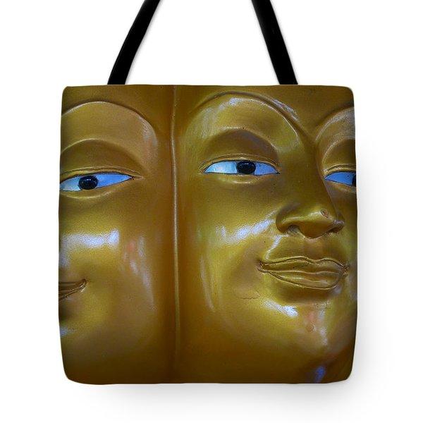 Omnivision Tote Bag