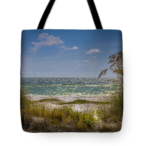 On A Clear Day Tote Bag by Marvin Spates