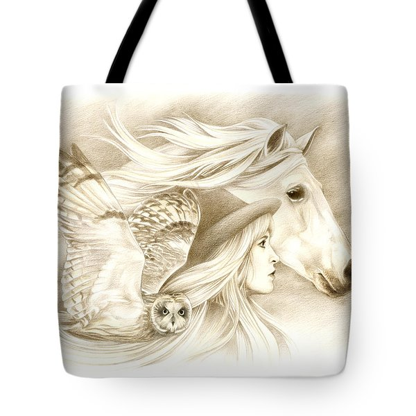 On A Journey... Tote Bag