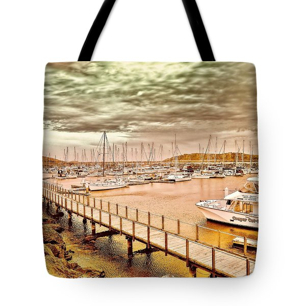 Tote Bag featuring the photograph On Any Day by Wallaroo Images