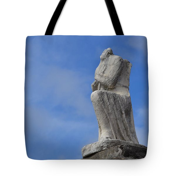 Tote Bag featuring the photograph On Bended Knee - Color by Nadalyn Larsen