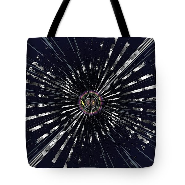 On Beyond Anon Tote Bag by Tim Allen