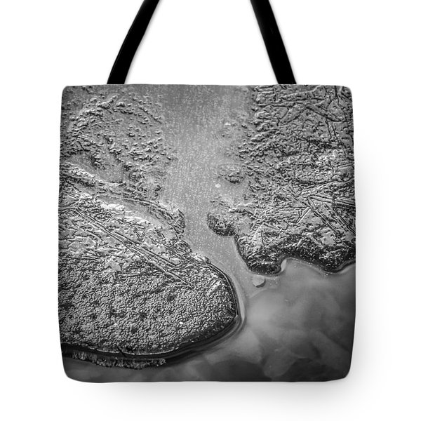 On Frozen Pond Collection 1 Tote Bag
