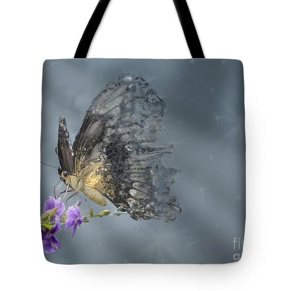 On Gossamer Wings Tote Bag