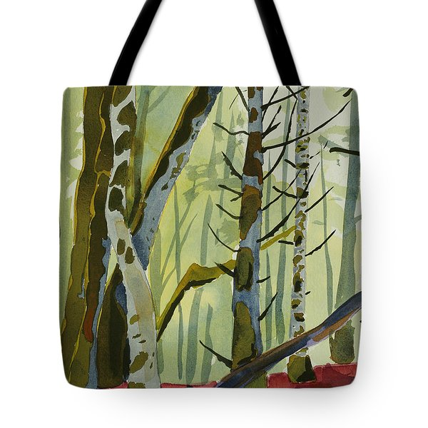 On Ivy Hill Tote Bag