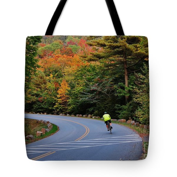 On My Way Tote Bag