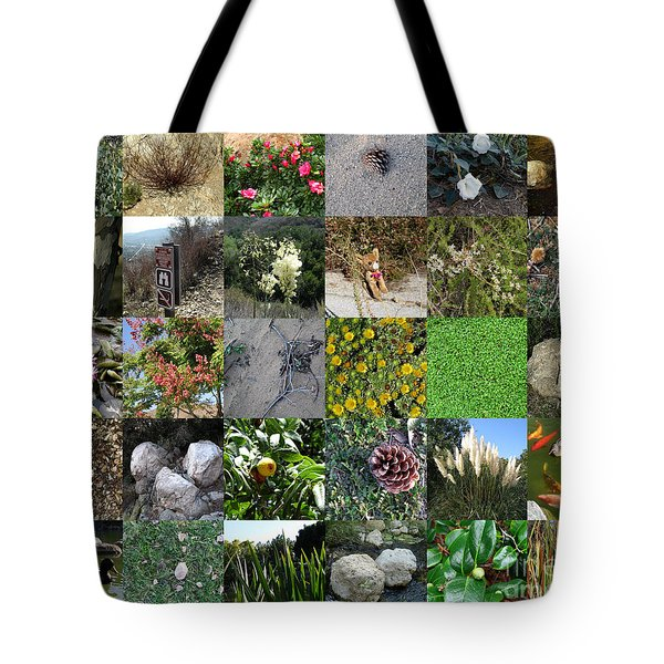 On Nature's Trail Tote Bag by Bedros Awak