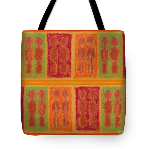 On The Beach Tote Bag by Patrick J Murphy