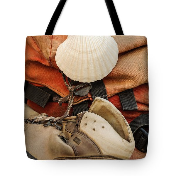 On The Camino De Santiago Tote Bag