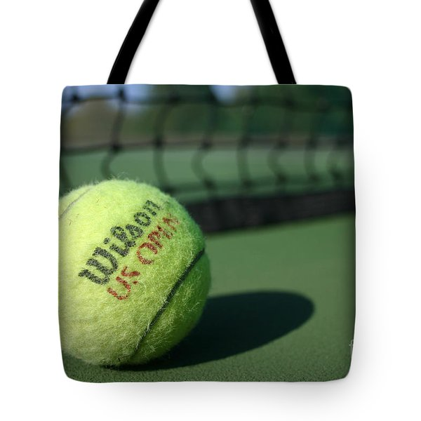 On The Court Tote Bag
