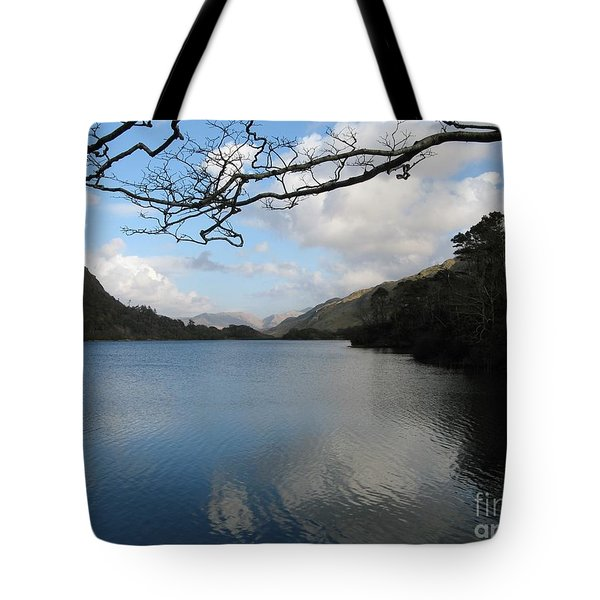On The Drive To Connomarra Tote Bag