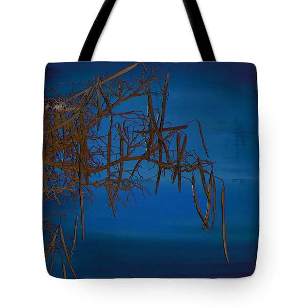 On The Edge Of Sky Tote Bag by Lenore Senior