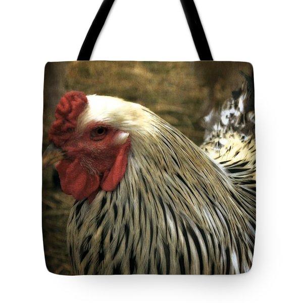 On The Farm Tote Bag