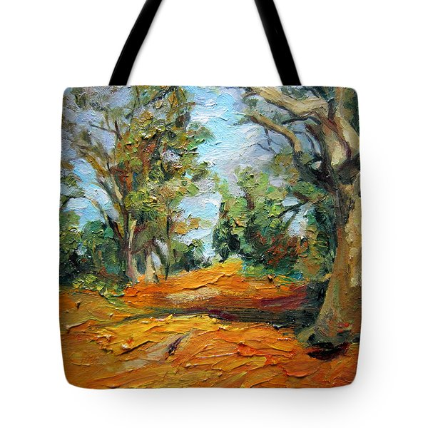 On The Forest Tote Bag