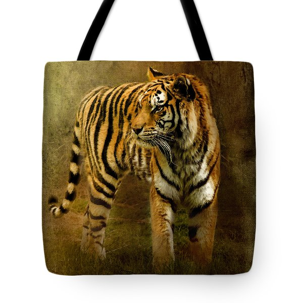 On The Hunt Tote Bag by Betty LaRue