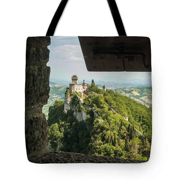 On The Inside Tote Bag by Alex Lapidus