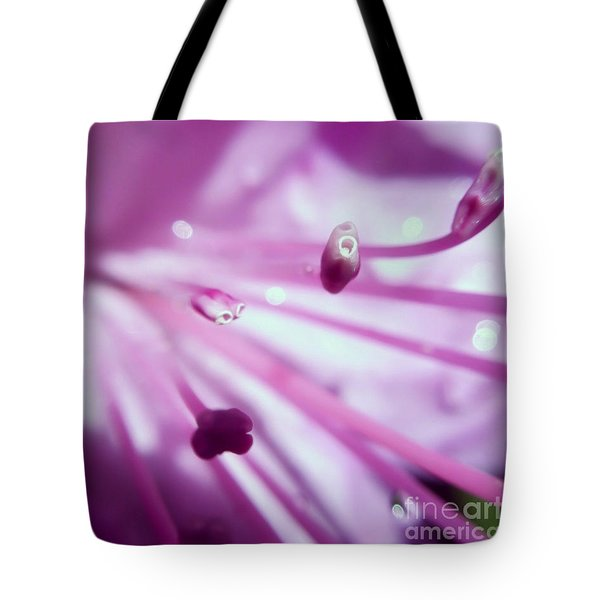 Tote Bag featuring the photograph On The Inside by Kerri Farley