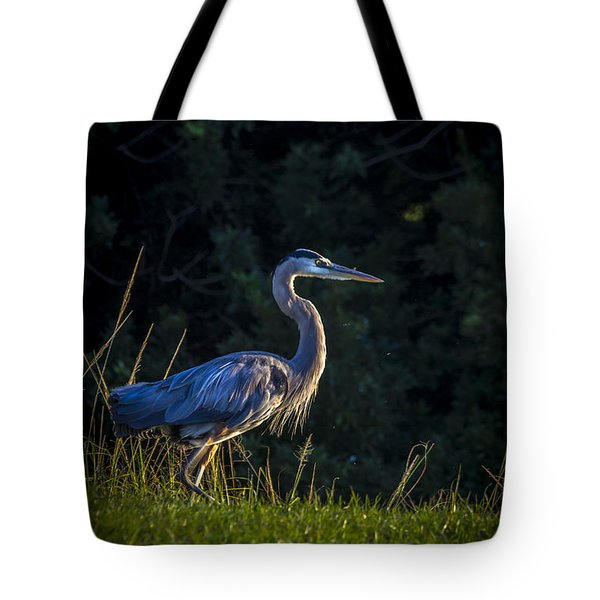 On The March Tote Bag