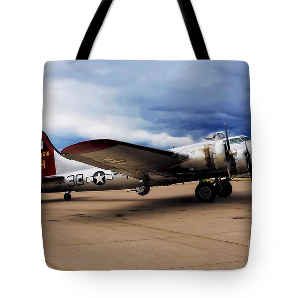 On The Ramp Tote Bag