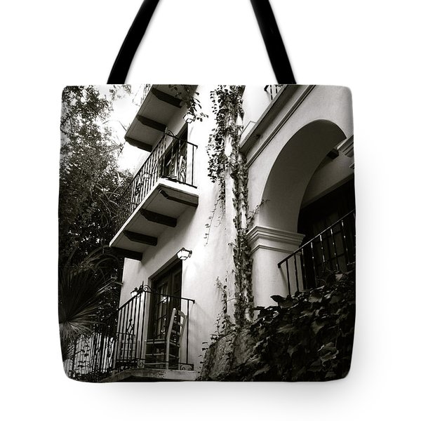 On The River Tote Bag by Shawn Marlow