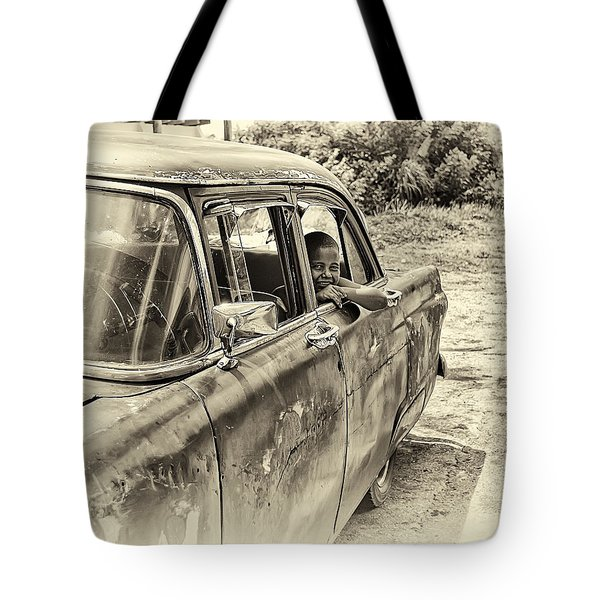 On The Road Tote Bag by Phil Callan Photography