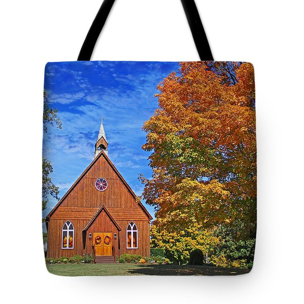 On The Road To Maryville Tote Bag by HH Photography of Florida