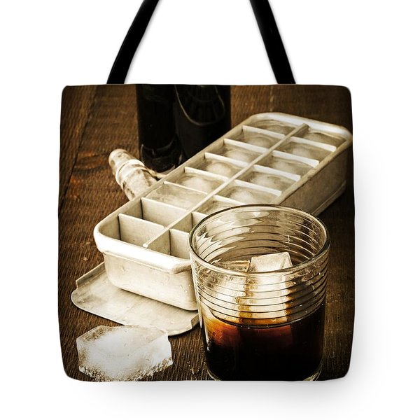 On The Rocks Tote Bag by Edward Fielding