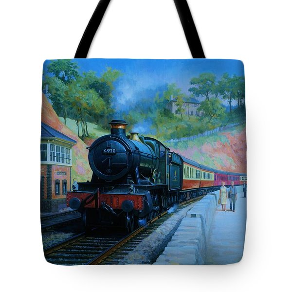 On The Sea Wall. Tote Bag