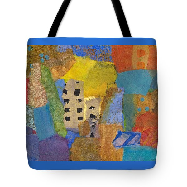 On The Strand Tote Bag by Catherine Redmayne