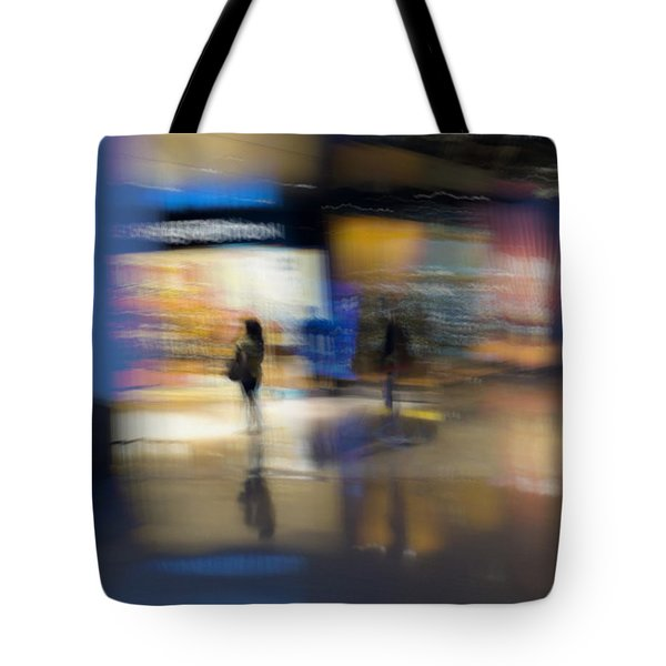 Tote Bag featuring the photograph On The Threshold by Alex Lapidus