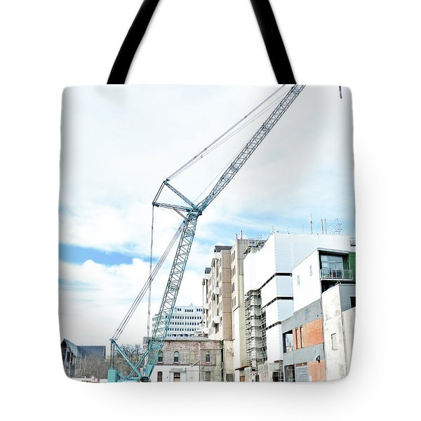 On Tiptoes Tote Bag