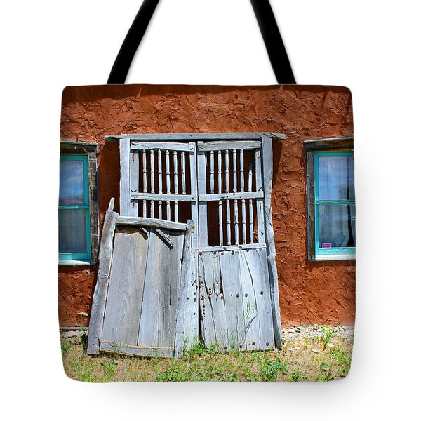 Once Lived In Tote Bag by Lanita Williams