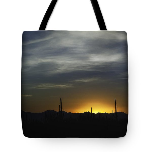 Once Upon A Time In Mexico Tote Bag