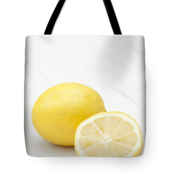 One And A Half Tote Bag by Anne Gilbert