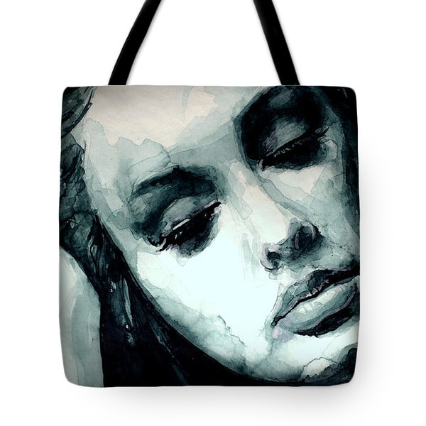 One And Only Tote Bag by Laur Iduc