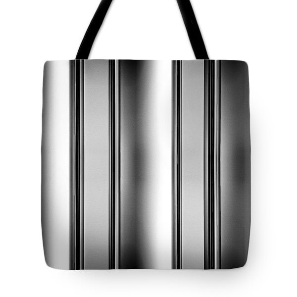 One And Two Halves Tote Bag by Bob Orsillo