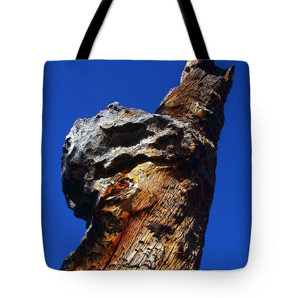 One Big Knot Tote Bag